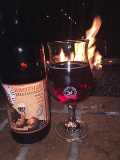 One of the best, by the fire. Monterey, CA Wine Glass, Ale, The Best, Tableware, Beer, Dinnerware, Ale Beer, Dishes, Ales