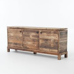 Angora Reclaimed Wood Sideboard Buffet 80""""