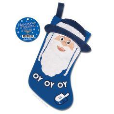 Hanukkah Stocking