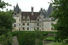 Puyguilhem chateau