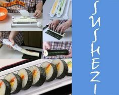 Really? You thought you had time to make sushi?   10 Things That Used To Take You Forever @Samantha Lorraine