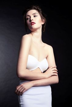 Will 3D-printed bras bring a new level of comfort to women's fashion in the future? #3Dprinting #Fashion #Bra