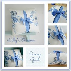 Bow Cushion Cover Sewing Guide