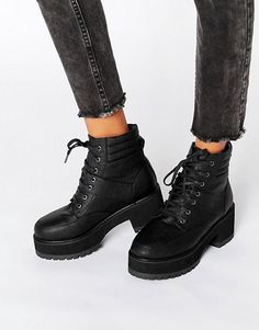 b62797da66e2b1 Discover Fashion Online Lace Up Ankle Boots