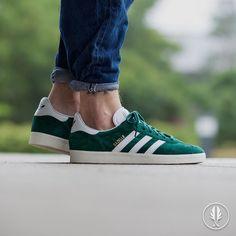 """Adidas Gazelle"" Collegiate Green | US 8.0 - 11.5 | 109.95 | Now Live @afewstore | #klekttakeover #womft #sneakerheads #sadp #sneakersaddict #hypebeast #wdywt #solecollector #igsneakercommunity #snkrhds #teamcozy #instakicks #sneakershouts #kickstagram #snobshots #solevalue #dailykicks #therealblacklist #hichemog #kicksonfire #sneakerfreaker #sneakerzimmer #sneakersmag #thedropdate"
