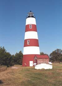 Sapelo Island Lighthouse Georgia