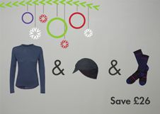 WOMENS CYCLING XMAS BUNDLE