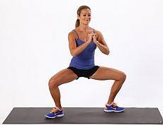 Плие — упражнение для стройных ног и упругих ягодиц