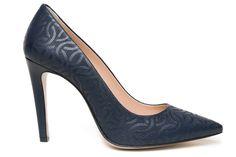 #granatowe #szpilki #Apia kolekcja damskich #butów #wiosna #lato #2016 wyjątkowa kolekcja #butów #Fabi dla marki #Apia