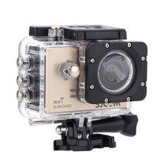 SJCAM SJ5000 Wifi Action Sport Waterproof Camera DV Novatek 96655 14MP Action Camera