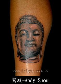 kind #Buddha #tattoo