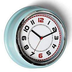 Retro Clocks   Retro kitchen-diner clock from Notonthehighstreet   Wall clocks ...