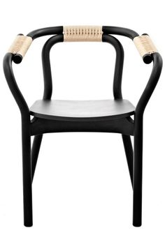 Knot chair- part of dining collection?  want some mismatched, interesting chairs.  love the knots.  also avail in white