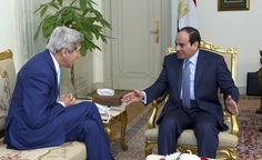 Kerry Promises Decisions Soon on Iran Deal and Restoration of Military Aid to Egypt