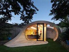 Architettura small, a Londra l'ufficio si sposta in giardino con Shoffice