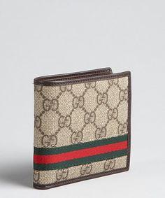 #Gucci Men Wallet