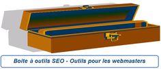 Outils gratuits SEO pour les webmasters. Améliorez la pertinence de votre site web Le lien de l'article: http://www.agencereferencement-webmarketing.com/outils-gratuits-et-payants-pour-les-webmasters-et-le-seo/