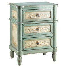 Allie Nightstand from the Colorful Cottage event at Joss and Main!