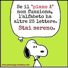 - You are in the right place about salute tattoo Here we offer you the most beautiful pictures about - Italian Humor, Italian Quotes, Snoopy Comics, Snoopy Quotes, Peanuts Quotes, Magic Words, Love You, My Love, Pretty Little Liars