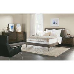 Elegant Stainless Steel Bedroom Furniture
