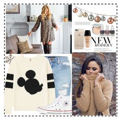"""""""LOVELY DECEMBER!"""" by sweet-fashionista ❤ liked on Polyvore featuring Shishi, Genetic Denim, Uniqlo, Converse, Casetify, DwellStudio, Guerlain, It Cosmetics and Topshop"""