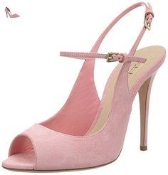 Sebastian S7356, Sandales Bout ouvert femme - Rose (Rosa), 40 EU - Chaussures sebastian (*Partner-Link)