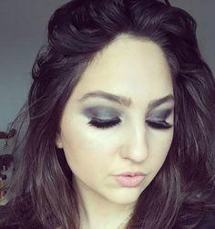 Selena Gomez Inspired Smokey Eye!