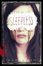 Sleepless by Thomas Fahy Blood Art, Shadow Play, Book Images, Close Your Eyes, Book Club Books, Infographic, Horror, Reading, Book Covers