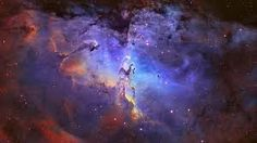 The Pillars of Creation – a surprisingly slim and beautiful structures in the Eagle Nebula, photographed in 1995 with the Hubble. Eagle Nebula, Orion Nebula, Planetary Nebula, Crab Nebula, Andromeda Galaxy, Cosmos, Universe Hd, Nebula Wallpaper, Hd Wallpaper