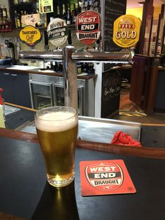 West End Draught, Australia