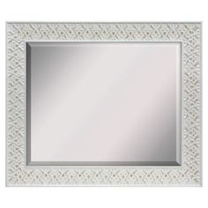 Shabby Chic Beveled Wall Mirror - JCPenney