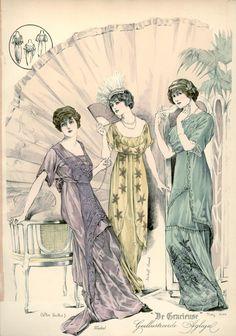 De Gracieuse - 1913