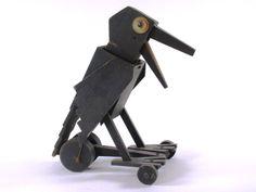Dux toy company farmers crow 1910 <3  https://www.facebook.com/Watermeloncat/timeline