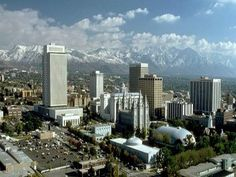 Salt Lake City - Oct '92, Sept 2011
