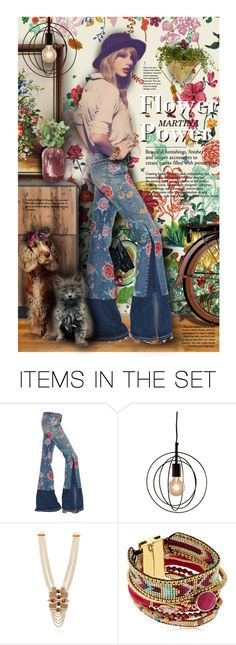 """Flower Power"" by thewondersoffashion ❤ liked on Polyvore featuring art, taylorswift and dolls"