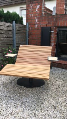 Outside Furniture, Diy Outdoor Furniture, Home Decor Furniture, Furniture Projects, Garden Furniture, Outdoor Decor, Woodworking Projects Diy, Diy Wood Projects, Outdoor Projects