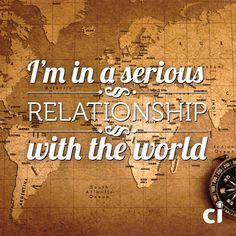 Eu ♥ o mundo!