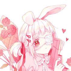 Lấy = Flollow #Hi_Kave #Couple Cute Anime Character, Cute Characters, Anime Characters, Character Art, Anime Girl Pink, Anime Girl Hot, Anime Art Girl, Neko, Kawaii Bunny