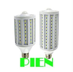 $68.00 (Buy here: https://alitems.com/g/1e8d114494ebda23ff8b16525dc3e8/?i=5&ulp=https%3A%2F%2Fwww.aliexpress.com%2Fitem%2FE27-20w-30W-220V-110V-Sensor-led-lamp-Infrared-PIR-Motion-detector-Sensor-light-Bulb-Free%2F32275325610.html ) LED Bulbs with motion detector E27 20W 30W 220V 110V Sensor de movimento lampada bombillas smd 5730 blanco Free shipping 5pcs for just $68.00