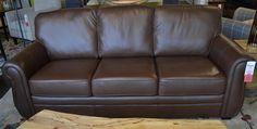 Rich leather sofa www.lifestylescomo.com