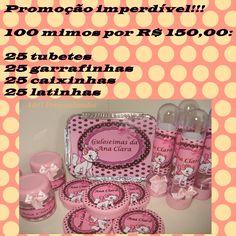 100 Mimos cheios contato pelo zap: 85 98182 4755