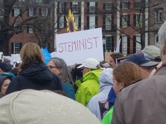 Protons Neutrons Electrons And MORONS Trump Pence Conway - The 20 funniest signs spotted at the march for science