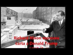 A curiosa carta de Richard Nixon em 1987 que prevê vitória de Donald Tru...