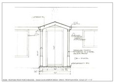 Screen Porch Plans Do It Yourself . Screen Porch Plans Do It Yourself . Vaulted Ceiling Screened Porch is Created with Custom Porch Trim, Front Porch Railings, Porch Columns, Porch Designs Uk, Porch Roof Design, Garage Design, Front Porch Pictures, Front Porch Posts, Front Deck