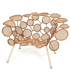 The Campana Brothers is a Brazilian Design Studio, created by Humberto and Fernando Campana, that has been making headlines for several years. Art Furniture, Unique Furniture, Furniture Design, My Home Design, House Design, 3d Design, Modern Design, Design Ideas, Brothers Furniture