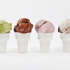 porcelain sugar cones #virginiasin #etsy
