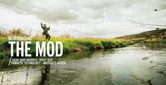 The Sage Mod is a great all-purpose trout rod ideal for fly fishing with nymphs and streamers and especially with dry flies. Check them out at Vail Valley Anglers.