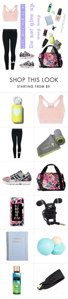 """""""Untitled #133"""" by wownails on Polyvore featuring bkr, adidas, Casetify, River Island, Tek Gear and OPI"""