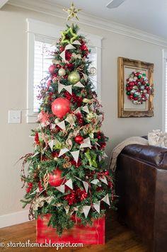 My Christmas Tour.. | Start at Home Decor