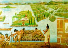 Picture of Build an Aztec Water Garden
